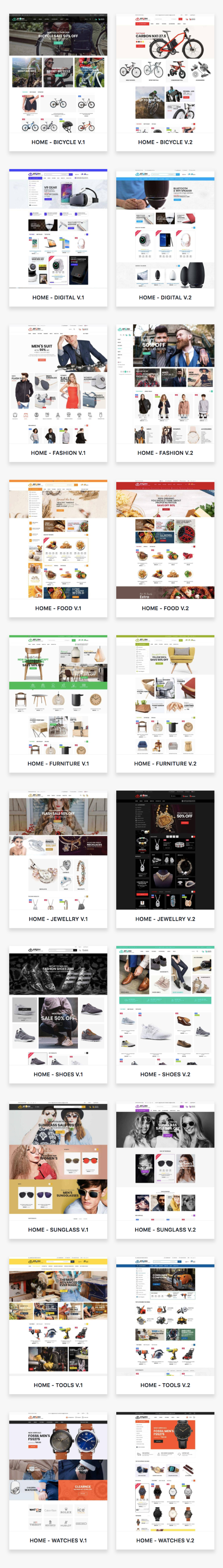 Storm - Ecommerce HTML Template - 4